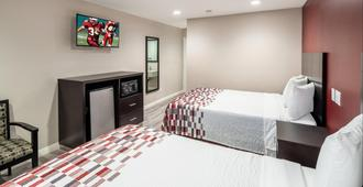 Red Roof Inn St George, UT - Convention Center - Saint George - Bedroom