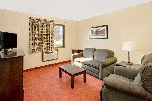 Howard Johnson by Wyndham Waterloo/Cedar Falls - Waterloo - Makuuhuone