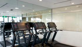 Ana Crowne Plaza Kobe - Kô-bê - Gym