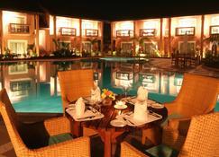 The Golden Crown Hotel & Spa, Colva - Colva - Restaurant