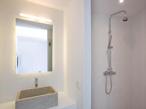 Hm巴蘭古拉海灘酒店 - 帕爾馬 - 浴室