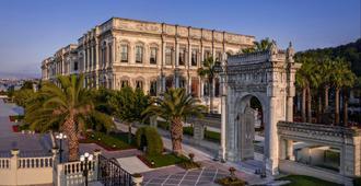 Ciragan Palace Kempinski - Istanbul - Rakennus