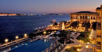 Ciragan Palace Kempinski - Estambul - Piscina