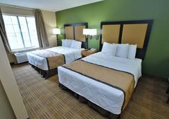 特勒姆-大學-艾維克里克大道美國長住酒店 - 德罕 - 達拉姆 - 臥室