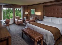 Olympic Lodge - Port Angeles - Bedroom