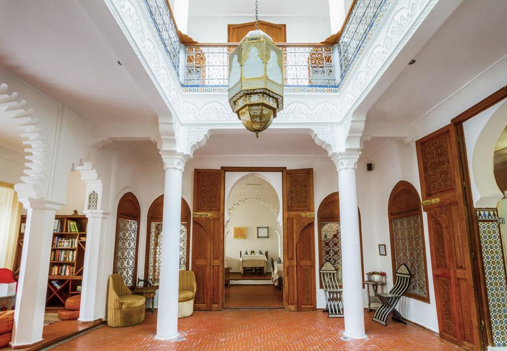 Hotel Blanco Riad, Tetuán: encuentra el mejor precio