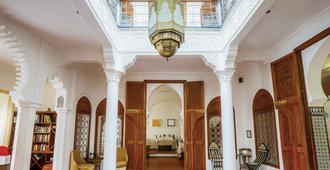 Hotel Blanco Riad - Tetuán - Lobby