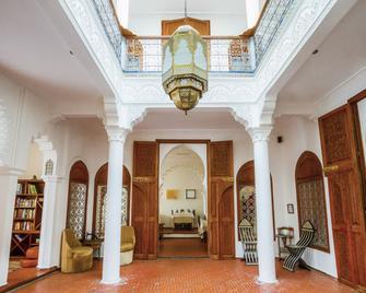 Hotel Blanco Riad - Марина Смир - Лобби