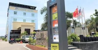 浮羅交怡珍南納迪亞斯酒店 - 蘭卡威 - 建築
