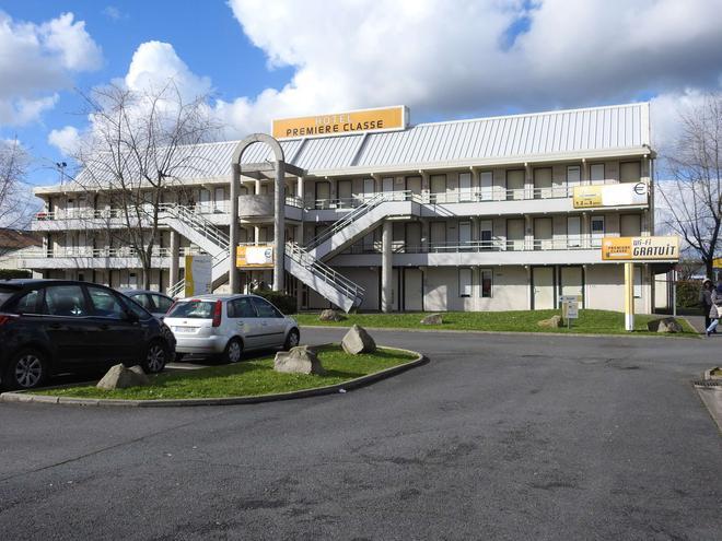 Première Classe Conflans-Sainte-Honorine - Conflans-Sainte-Honorine - Building