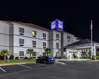 Sleep Inn & Suites Montgomery East I-85 - Montgomery - Edifício