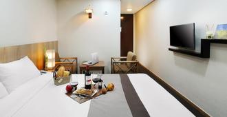 黃金都市酒店 - 首爾 - 臥室