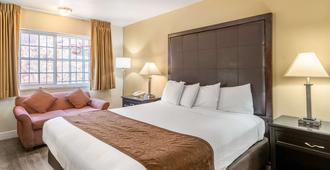 Americas Best Value Inn & Suites Flagstaff - Flagstaff - Bedroom