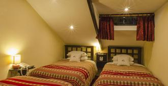 Cusco Bed And Breakfast - קוסקו - חדר שינה