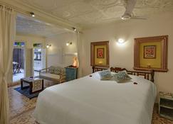 French Haveli - Ahmedabad - Bedroom
