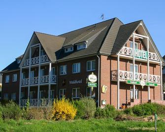 Podewall Waldhotel - Neubrandenburg - Gebouw