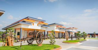 Infinity See Sun Resort - Buri Ram - Edificio