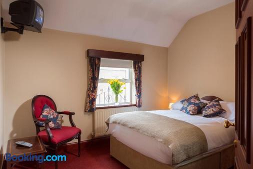 奧多諾霍德酒店 - 都柏林 - 都柏林 - 臥室