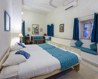 Neemrana's - Hill Fort - Kesroli - Alwar - Bedroom
