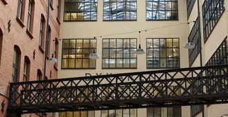 Connect Hotel City - Estocolmo - Edificio