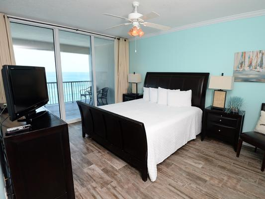Palazzo Condominiums - Panama City Beach - Bedroom