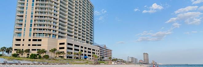 Palazzo Condominiums - Panama City Beach - Building
