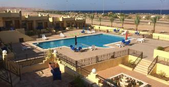 Almarsa Village Dive Resort - Aqaba - Piscina
