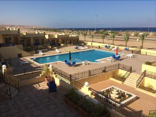 Almarsa Village Dive Resort - Aqaba - Pool