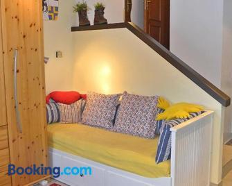 Apartment 34-6 - Silvaplana - Huiskamer