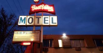 Best Value Inns - פורטלנד - בניין