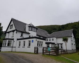 Lochranza Youth Hostel - Isle of Arran - Building
