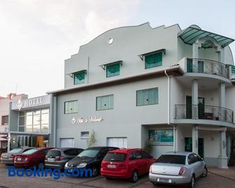 Hotel Villa de Holanda - Holambra - Edificio