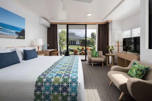 里吉斯麥考利港帆船度假酒店 - 馬克夸立港 - 麥覺里港 - 臥室