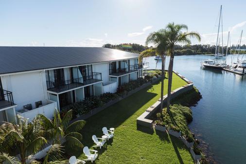 里吉斯麥考利港帆船度假酒店 - 馬克夸立港 - 麥覺里港 - 建築