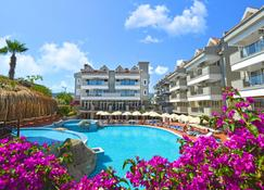 Begonville Hotel - Marmaris - Pool