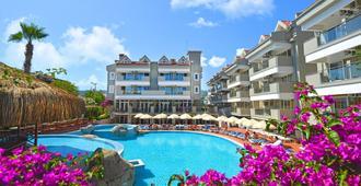 Begonville Hotel - Marmaris - Bể bơi
