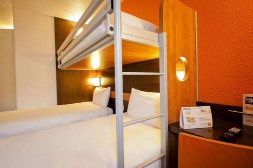 普瑞米爾里昂中央車站經典酒店 - 里昂 - 臥室