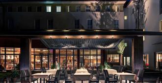 Mercure Salzburg City - Salzburgo - Restaurante