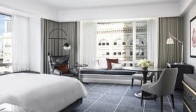 Four Seasons Hotel San Francisco - San Francisco - Tiện nghi trong phòng