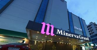Minerva Grand Kondapur - Hyderabad - Byggnad