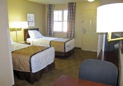 西雅圖塔奇拉美國長住酒店 - 土克維拉 - 塔奇拉 - 臥室