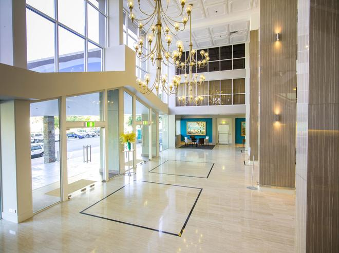 Pacific Hotel Cairns - Cairns - Lobby