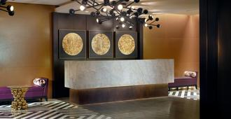 Omni Charlotte Hotel - Charlotte - Lobby