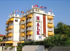 Hotel Alk - Marina Di Pietrasanta - Edificio