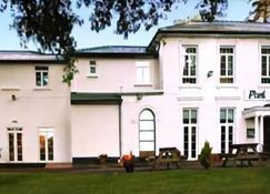 The Park Hotel - Abergavenny - Building