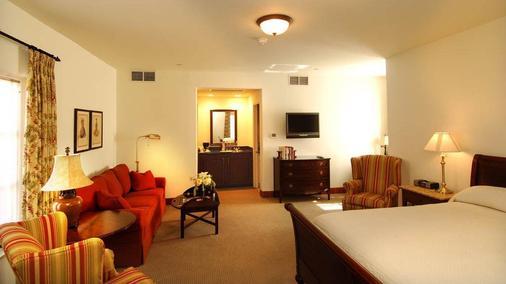 Arizona Inn - Tucson - Phòng ngủ
