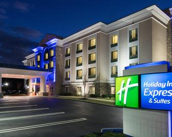 Holiday Inn Express & Suites Stroudsburg-Poconos - Stroudsburg - Building