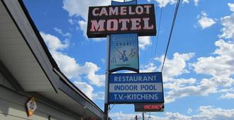 Camelot Court Motel - Prince George - Outdoors view