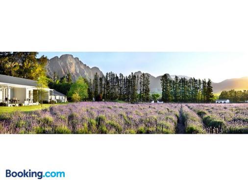 Lavender Farm Guest House - Franschhoek - Ban công