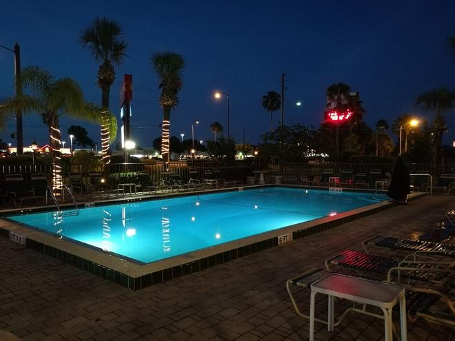 Golden Link Resort Motel - Kissimmee - Pool
